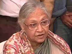 Sheila Dikshit likely to be appointed Governor of Kerala