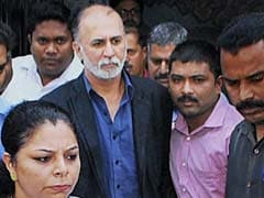 Tarun Tejpal seeks Goa court's permission to meet his mother again