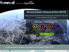 Satellites searching for missing Malaysia Airlines plane have limits