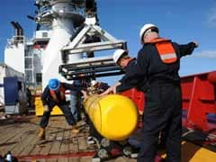 Sub searching for missing plane reaches record depths
