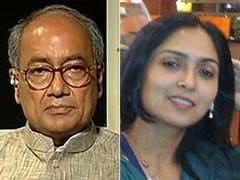 Congress' Digvijaya Singh tweets about relationship with TV anchor