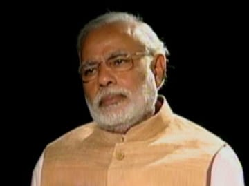 Narendra Modi sidesteps apology for riots, says Congress must account for its sins