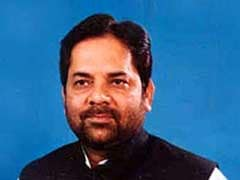 If elected, BJP will end terrorism, unemployment and price rise: Mukhtar Abbas Naqvi