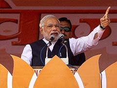 Chidambaram did encounter of Indian economy: Narendra Modi retorts
