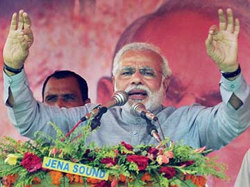 Poll trends suggest my responsibilities are increasing: Narendra Modi