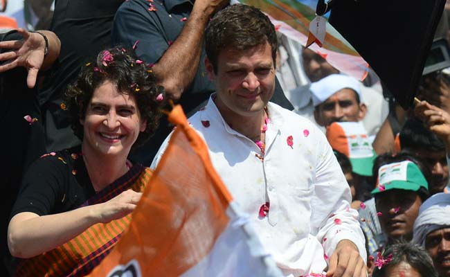 Rahul thinks I should run for Lok Sabha, decision not to is mine: Priyanka Gandhi Vadra to NDTV