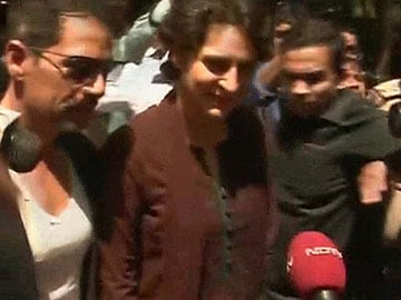 Priyanka Gandhi to campaign for Rahul, husband Robert Vadra to stay away