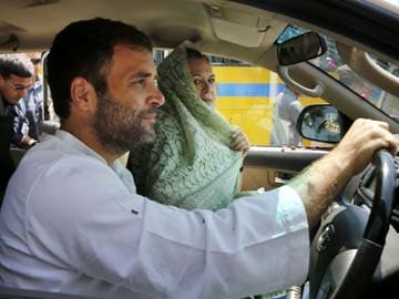 In Sonia Gandhi's asset declaration, a loan to Rahul