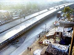 Rs 428-crore link road in Mumbai ready, but netas stall opening