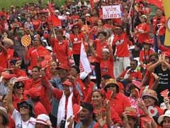 Thai Red Shirts vow to fight back if government ousted