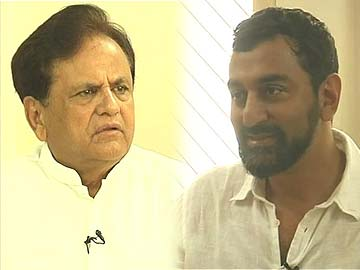 'Open to talks with like-minded parties to keep BJP at bay': Ahmed Patel to NDTV