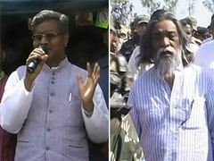 In Jharkhand's Dumka, two former chief ministers face-off
