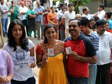 Low voter turnout shames India's IT city Bangalore