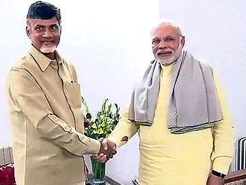 CM Naidu opens about BJP and TDP alliance