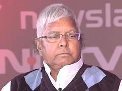 Mulayam Singh talking rubbish: Lalu Prasad