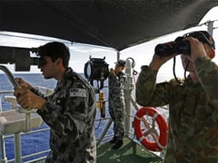 Oil slick detected in Malaysian jet MH370 search area