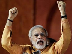 Election 2014: Narendra Modi alleges distribution of watches with Chidambaram's pics