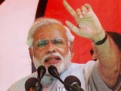 Corruption is in Congress' DNA: Narendra Modi