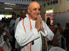 VHP's Pravin Togadia Banned from Bengaluru for a Week, Says Police