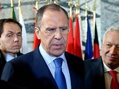 Russia has no desire to take over eastern Ukraine: Sergei Lavrov