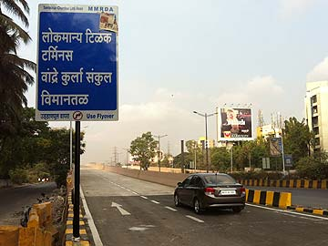 'World's most delayed road' opens days before elections in Mumbai