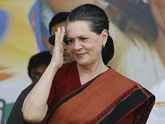 Sonia Gandhi's first election rally in Telangana on Wednesday