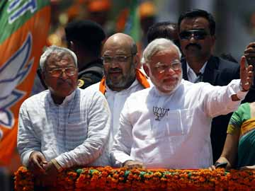 How Amit Shah Delivered Uttar Pradesh For the BJP
