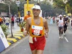 Delhi Marathoner Ashis Roy, 81, Takes his Tally to 137
