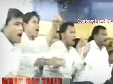assam medical students protest over doctor s murder