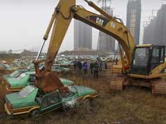 China to Take 5 Million Old Cars Off Road in 2014 in Anti-Pollution Push