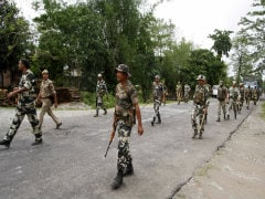 Heavy Security in Arunachal Pradesh for Poll Counting on Friday