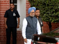 On Prime Minister Manmohan Singh's Last Day at Work, a Cabinet Meeting, Many Farewells