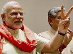 For Narendra Modi's Family, Celebrations and Anticipation