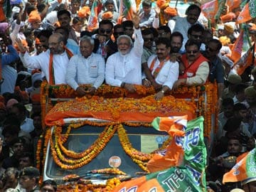 Narendra Modi Resigns From Vadodara Seat, Will Retain Varanasi