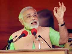 Narendra Modi Takes on Sonia Gandhi for Practising Politics of 'unch and neech'