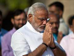 Narendra Modi's 'Chai Pe Charcha' With Ministers-To-Be