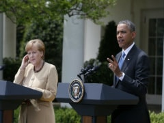 Barack Obama, Angela Merkel Condemn Russian, Syrian Air Strikes In Aleppo: White House