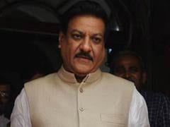 Congress Leader Demands Maharashtra Chief Minister Prithviraj Chavan's Resignation