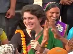 How Priyanka Gandhi Gave Her Security the Slip