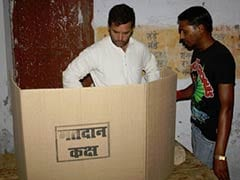 Going to Voting Machine Not Allowed, Says Election Commission After AAP Tweets Against Rahul Gandhi