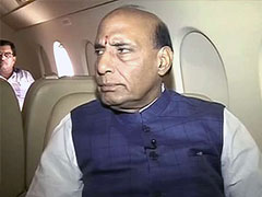 If Elected, We'll Set Up National Mission on Himalayas: Rajnath Singh