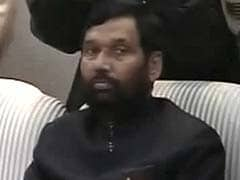 It's All Drama: Ram Vilas Paswan on Nitish Kumar's Resignation