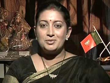 smriti irani education