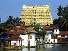 Excavation Stopped at Padmanabhaswamy Temple in Kerala