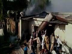 15 Killed in Fire at Cracker Factory in Madhya Pradesh's Ujjain