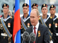 Crimea's Return to Russia Confirms 'Historic Truth': Vladimir Putin