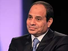 Egypt's Abdel Fattah al-Sisi, a Tough-Talker But With Smiles