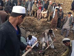 Afghan Landslide Toll Unlikely to Rise Above 500: Officials
