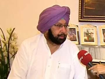 Manmohan Singh Should Have Cracked the Whip on Corruption: Amarinder Singh to NDTV