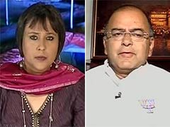 Media Too Liberal with Gandhis: Arun Jaitley to NDTV